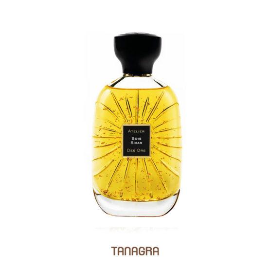 Parfum Bois de Sikar de l'atelier des Ors