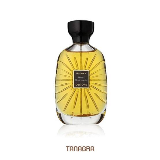 Parfum Rose Omeyyade de l'atelier des Ors