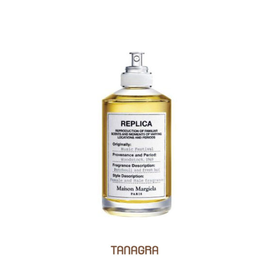 Music Festival Collection Replica du parfumeur Maison Magiela